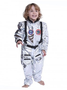 Kids Spaceman Costume