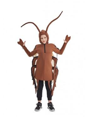 Kids Cockroach Bug Costume