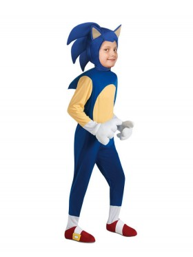 Boys Hedgehog sonic costume