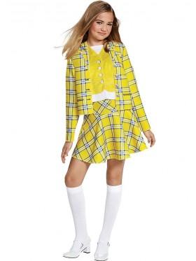 Girls England School Costume