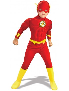 Kids The Flash Costume