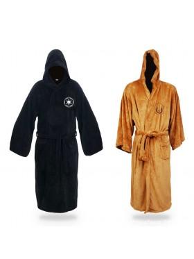 Star Wars Bath Robe Jedi Costume