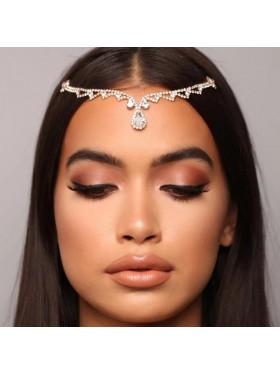 Ladies bohemian head chain wedding hair Accessories