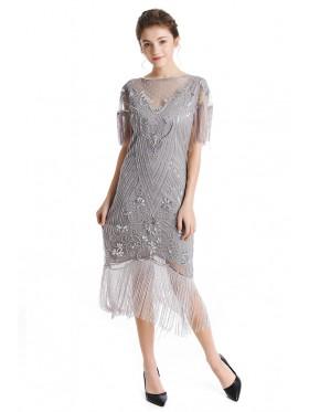 1920s Flapper Fancy Dress Costume