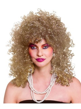 Ladies 80s wild child wigs