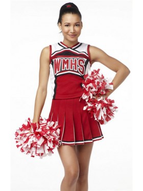 Glee Cheerleader Costume