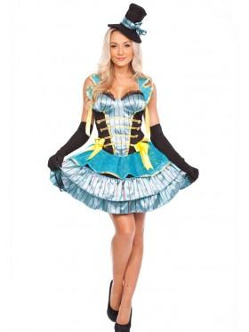 Luxury Paris Burlesque Hens Party Fancy Dress