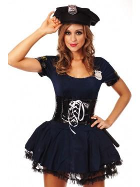 Adult Police Uniform Costume