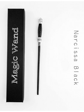 Narcissa Harry Potter Magical Wand In Box Replica Wizard Cosplay