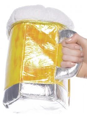 Beer Stein Purse Oktoberfest German Beer Girl Leg Avenue Costume Accessories Handbag