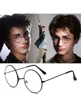 Harry Potter Gryffindor Black Glasses Cosplay Costume Accessories Book Week
