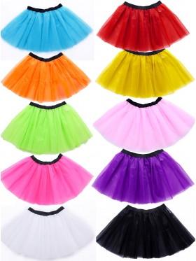 Ladies Tutu Dress in all colors