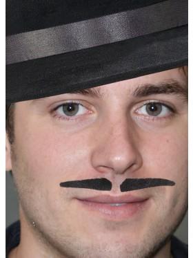 Mustache Gangster Costume Accessory