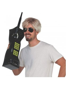 "28"" Inflatable Retro 80s Mobile Phone"