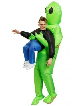 Adult Alien Inflatable Costume