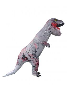 Grey T-REX Costume