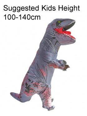 Child Grey T-REX Costume