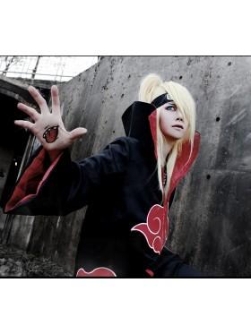 Naruto Akatsuki Cloak Robe Naruto Anime Cosplay Costume Uchiha Sasuke Itachi