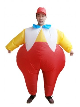 Adult Tweedle Dee & Tweedle Dum Costume