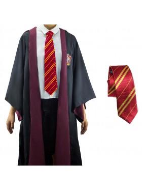 Gryffindor Mens Ladies Harry Potter Adult Robe Tie Costume Cosplay