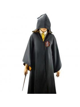 Hufflepuff  Boys Girls Harry Potter Kids Robe Costume Cosplay