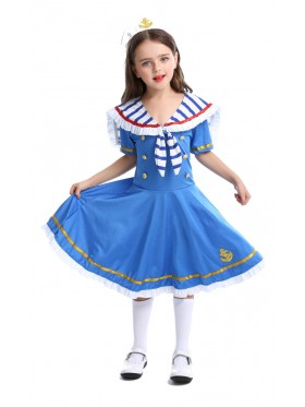 Kids Sailor Costume GIRLS