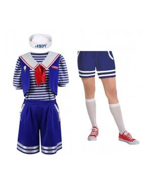 Ladies Robin Scoops Ahoy Costume Stranger Things