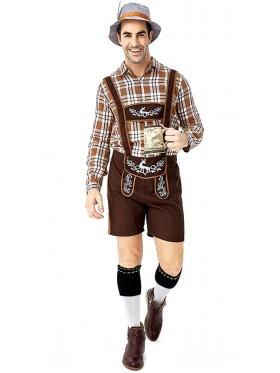 Bavarian Beer Guy Costume