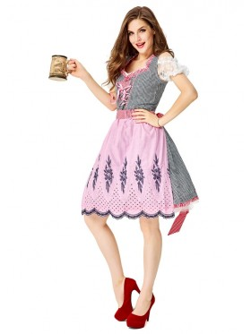 Ladies Oktoberfest vintage Costume