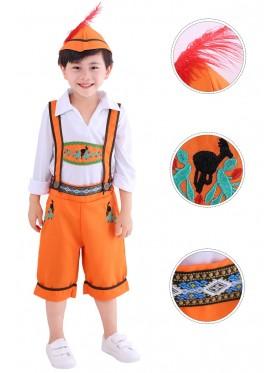 Boys Oktoberfest Costume