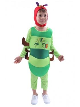 Kids The Very Hungry Caterpillar Costume