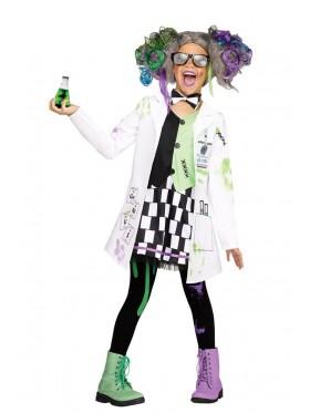 Science Crazy Kids Costume