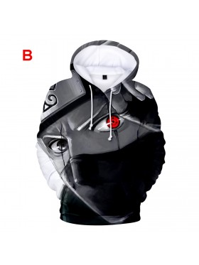 Naruto Hoodie Sweater Cosplay