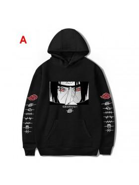 Naruto Hoodie Sweatshirt Cosplay