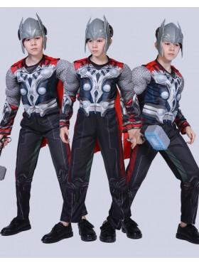 Kids Thor Superhero Costume