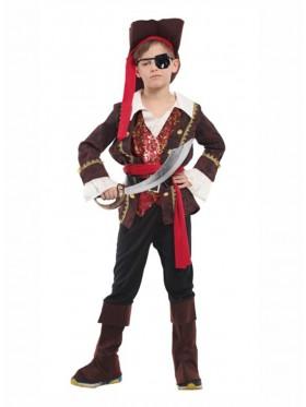 Kids Shipmate Pirate Costume