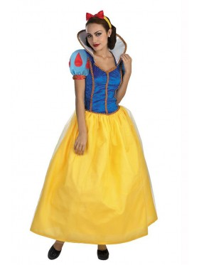Snow White Princess Fancy Dress Costume
