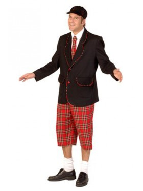 School Boy Teacher Uniform Halloween Fancy Dress Costume