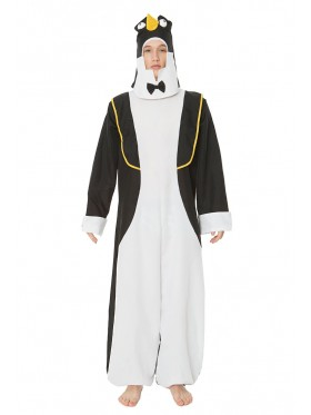 Adult Penguin Animal Christmas Halloween Fancy Dress Costume Party Dress Outfits