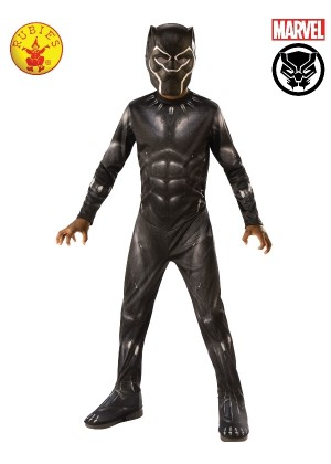 BOYS BLACK PANTHER BATTLE SUIT cl2595
