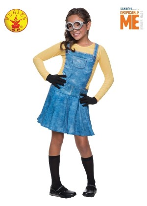 Kids Minion Dress Costume cl0158