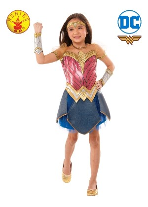 WONDER WOMAN PREMIUM COSTUME, KIDS