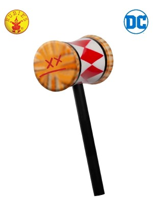 Harley Quinn Birds of Prey Mallet Accessory cl201821