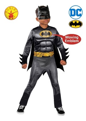 Boys Batman Deluxe Costume  cl3187