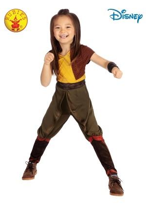 Girls Raya and the Last Dragon Costume cl3190