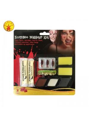 Horror Zombie Make Up Kit  cl33668