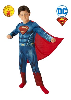 boys SUPERMAN DELUXE COSTUME cl620427