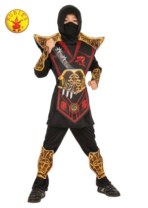 BATTLE NINJA COSTUME Kids