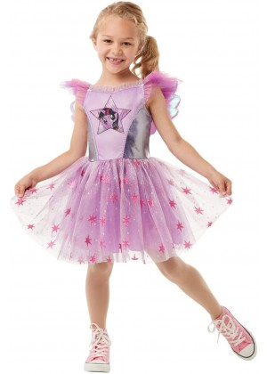 Girl My Little Pony Twilight Sparkle Costume cl641426