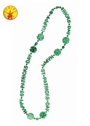 Happy St Patrick's Day Beads cl65498